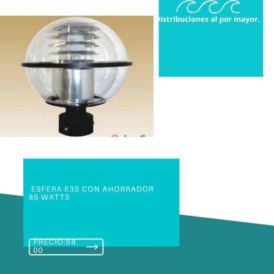 Esferas para parques y exterior x mayor envioss en lima