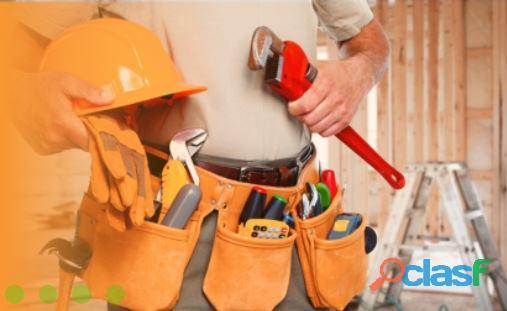 Servicios Carpintería, gasfitería, pintura   Servicios Integrales 7
