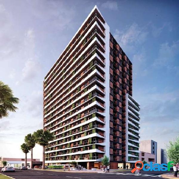 Estupendo departmento piso alto en proyecto inmobiliario barranco