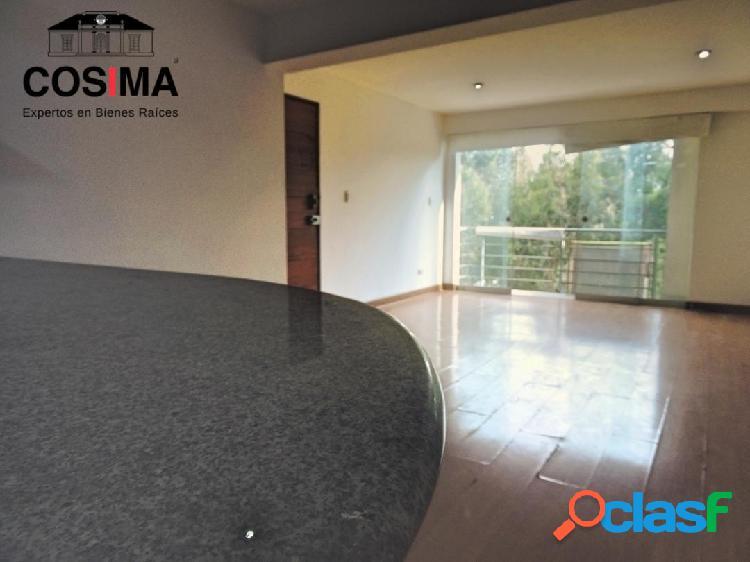 Moderno departamento con 3 dormitorios en av san borja sur, san borja
