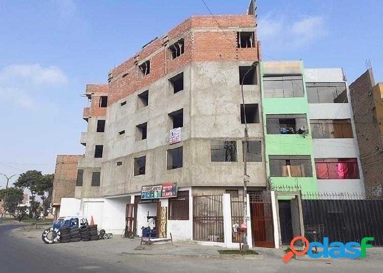 Departamentos en venta 2do piso 88 m2 urb san diego - los olivos