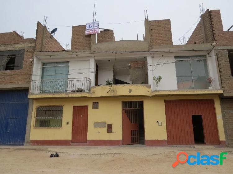 Casa en venta 2 pisos 264 m2 urb las gardenias de san juan - ate