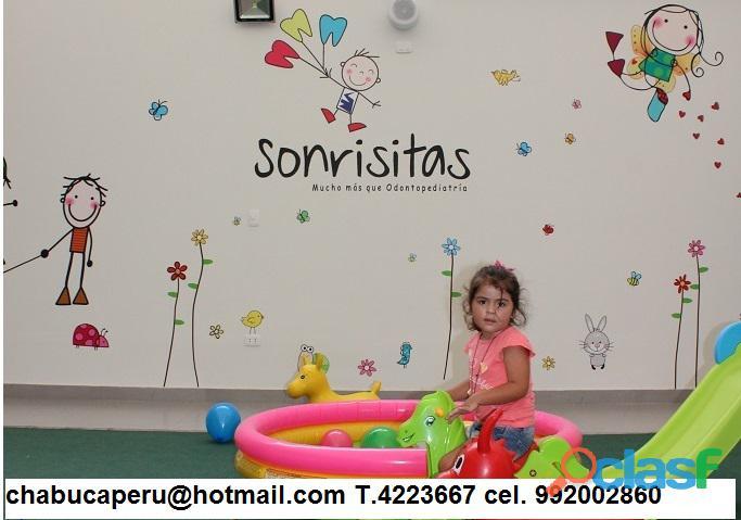 DECORACION HOSPITALES, CLINICAS PEDIATRICAS , CASA DE REPOSO 6