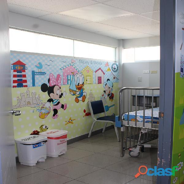 DECORACION HOSPITALES, CLINICAS PEDIATRICAS , CASA DE REPOSO 14