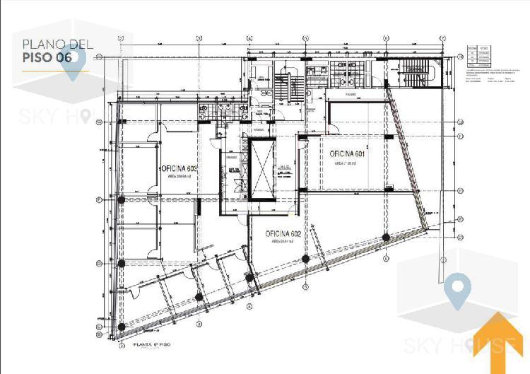 Alquiler oficinas prime san isidro empresarial 162m2