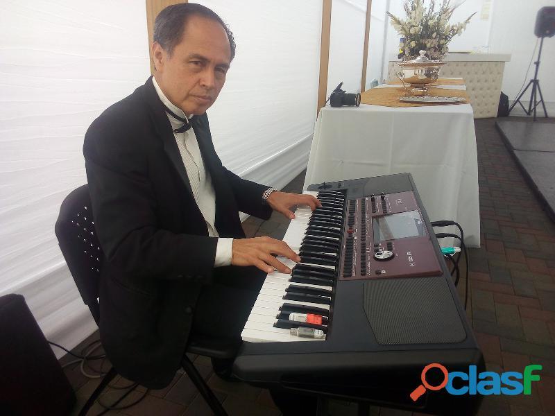 Reuniones Cumpleaños música Pianista en Lima Perú