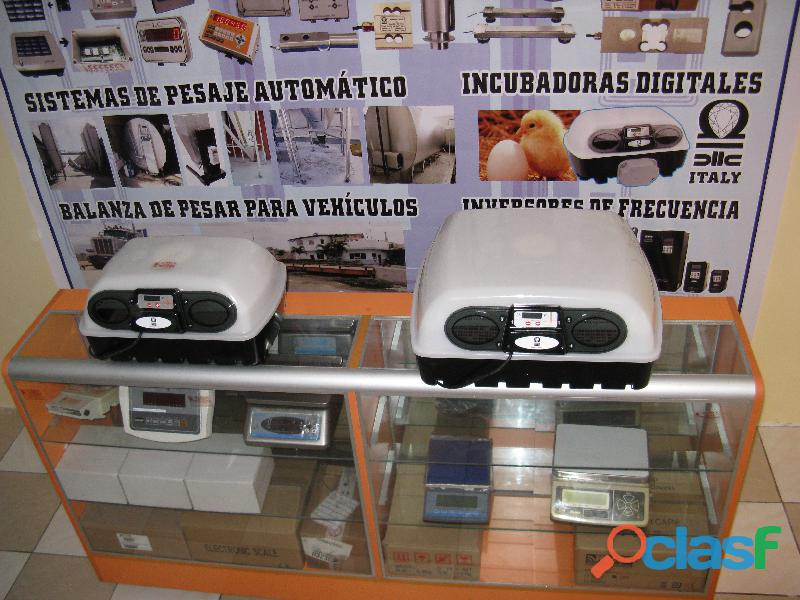 INCUBADORAS AUTOMATICAS   ITALIANAS 3