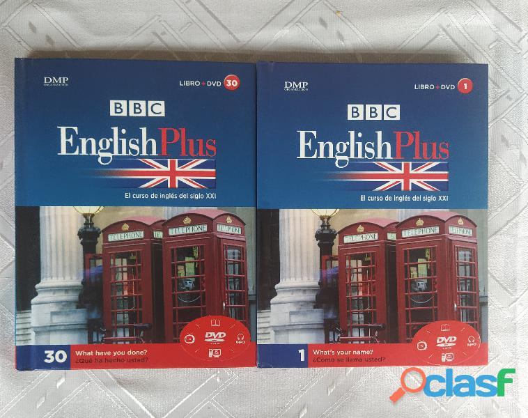 Vendo colección BBC English Plus del diario el Comercio 2