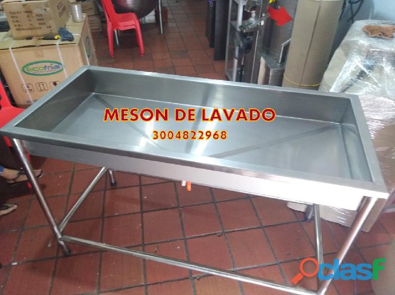 MESÓN DE LAVADO
