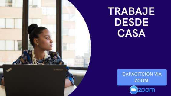 Oportunidad de trabajo en Lima