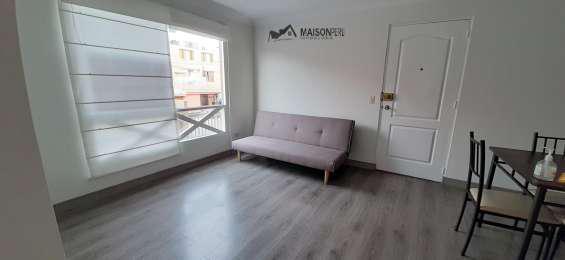 Alquiler s/muebles 3 dormitroios san miguel (ref: