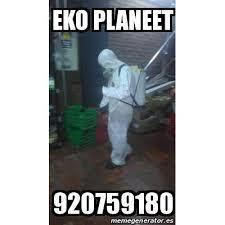 Control de plagas, servicios de fumigación eko planeet en