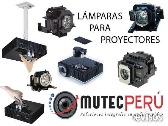 Lamparas para proyectores multimedia_2 en lima