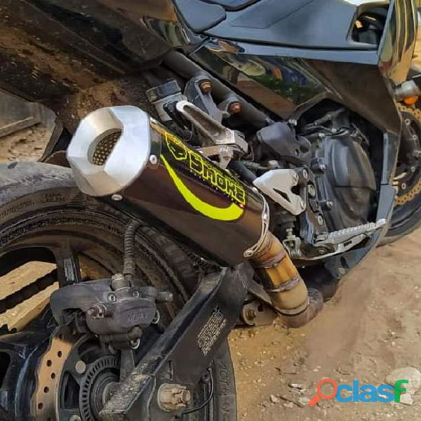 Escapes para motos