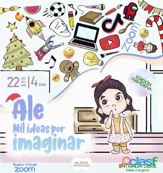 Animaciones Virtuales AlekaProducciones 3