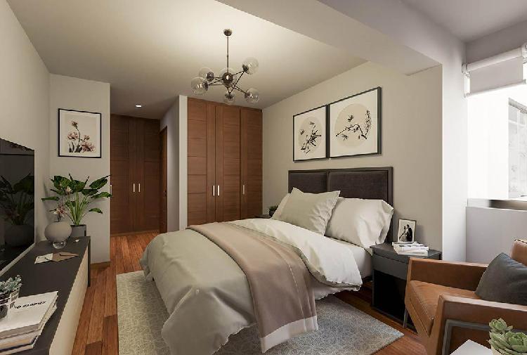 Duplex en chacarilla amplio de buen diseño y excelentes