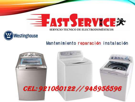 Reparación de lavadoras white westinghouse a domicilio