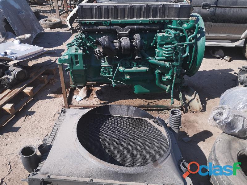 Remató motor D12C 420