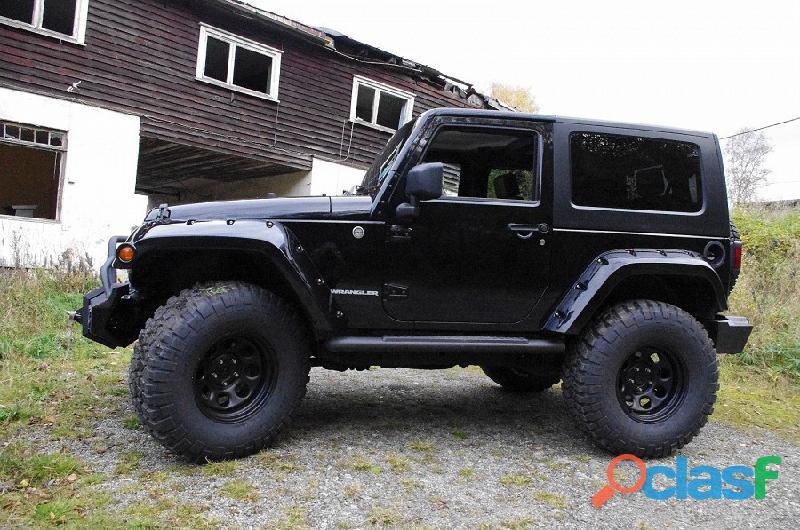 jeep wrangler v6 1