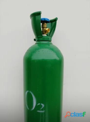 Balón de oxigeno medicinal