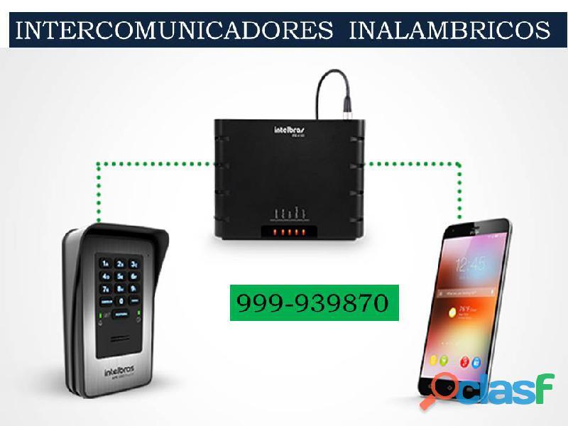 INTERCOMUNICADORES INALAMBRICOS 1