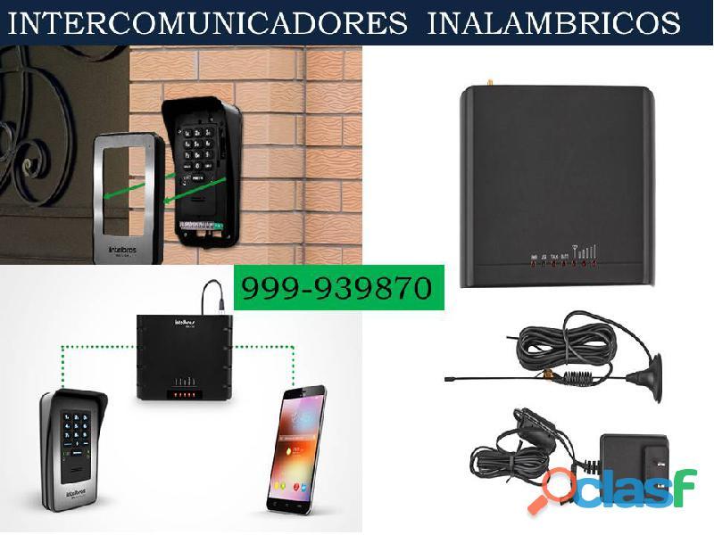 INTERCOMUNICADORES INALAMBRICOS 2