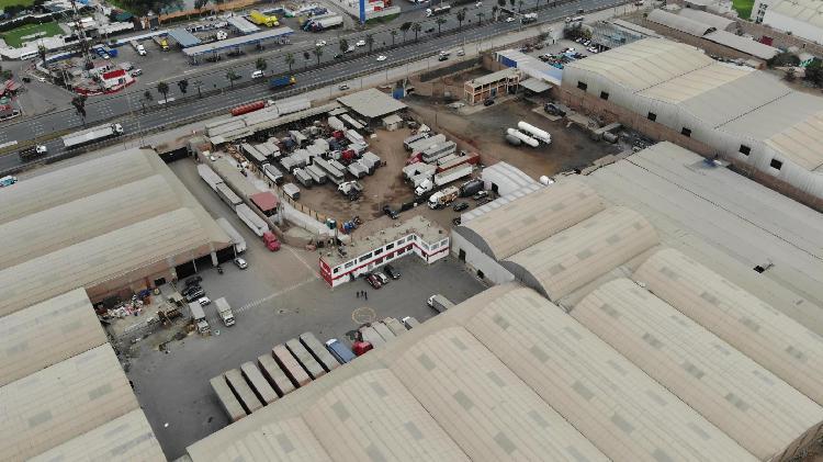 Alquiler local industrial panamericana sur km 19.5 - $