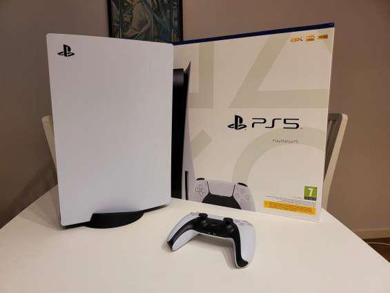Consola sony ps5 blu-ray edition