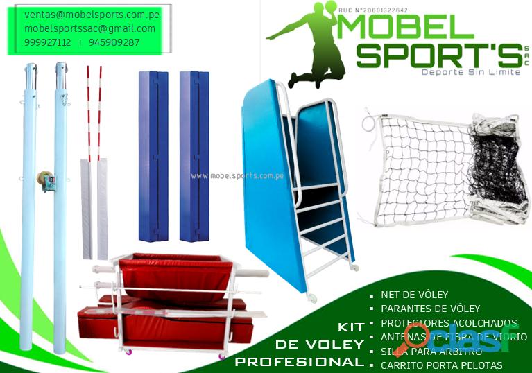 PARANTES P/ VOLEY   MOBEL SPORTS 4