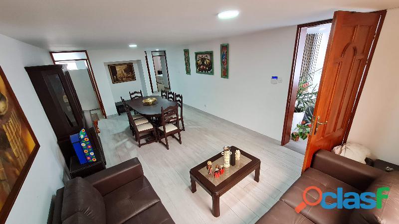 Alquiler Amoblado Departamento 1er Piso por Plaza Vea del Cortijo Surco.