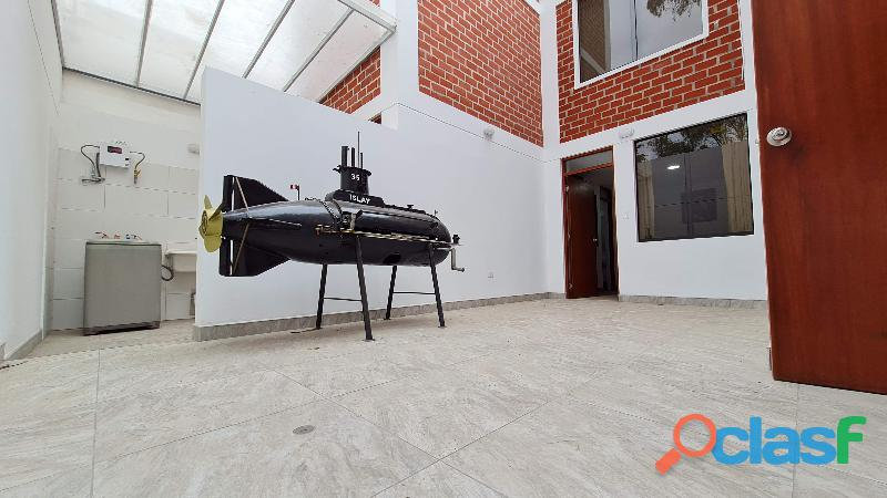 Alquiler Amoblado Departamento 1er Piso por Plaza Vea del Cortijo Surco. 16