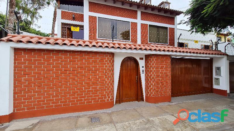 Alquiler Amoblado Departamento 1er Piso por Plaza Vea del Cortijo Surco. 18