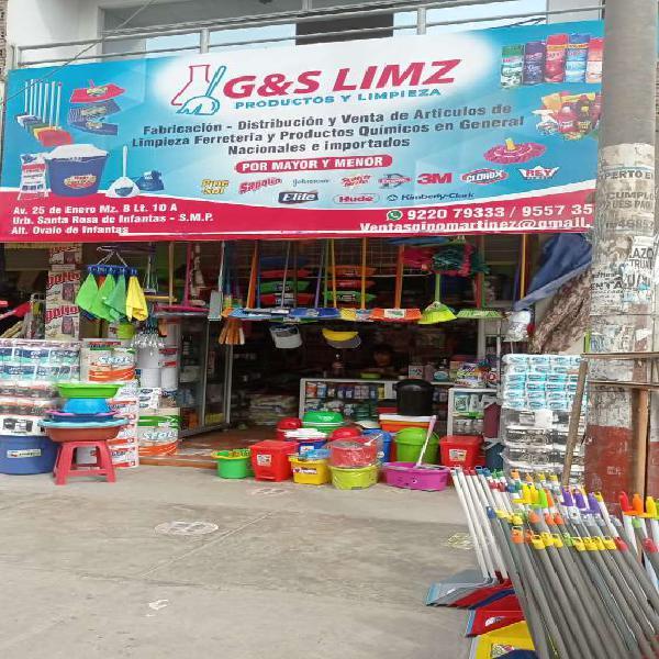 Limpieza industrial y domsstica en Lima