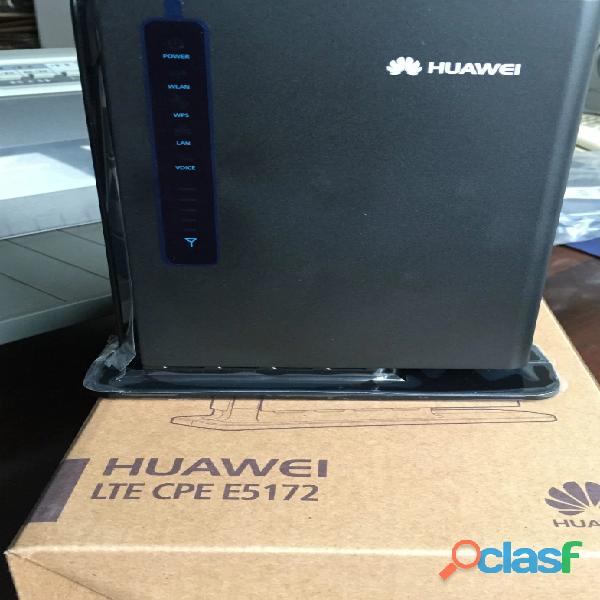 Modem router huawei E5172 1