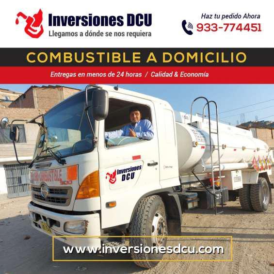 Abastecimiento de diesel