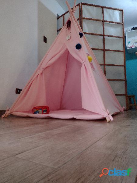 casita castillo para niña PERU