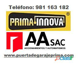 Mantenimiento de Puertas Automáticas Lima   Perú 2