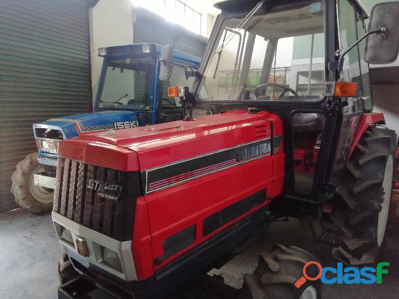 Tractores agricolas importados