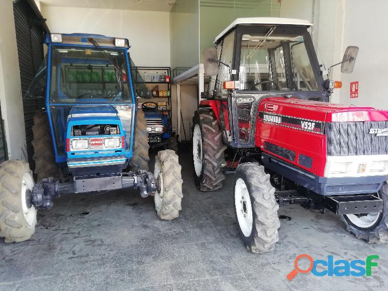 TRACTORES AGRICOLAS IMPORTADOS 1