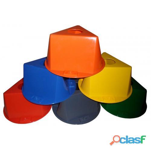 Conos Imantados Acrílicos Modelos y Colores 3