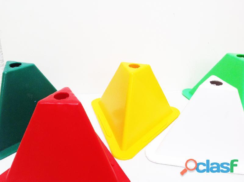 Conos Imantados Acrílicos Modelos y Colores 7