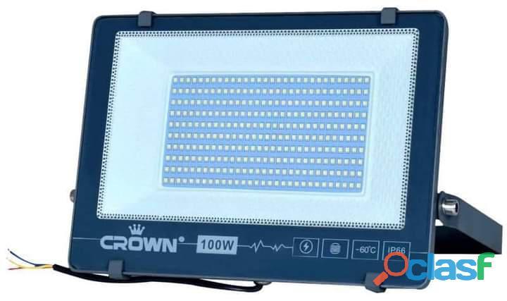 reflectores led crown 200 watts y 100 watts entre otros 1