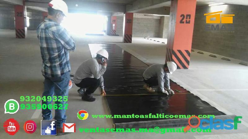 INSTALACION DE GEOMEMBRAN PVC Y HDPE LIMA 3