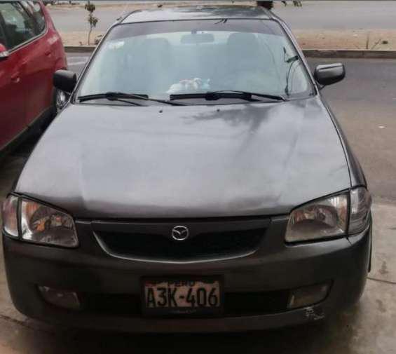 Mazda familia 2000 dual en lima