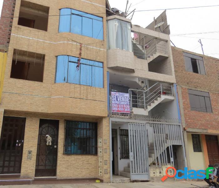 Aires en venta 90 m2 4to y 5to piso urb los topacios - ate