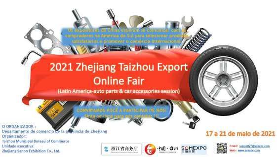 2021 zhejiang taizhou export online fair en la perla