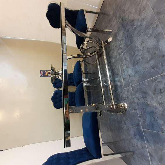 Muebles en acero inoxidable para el hogar, marca king ware