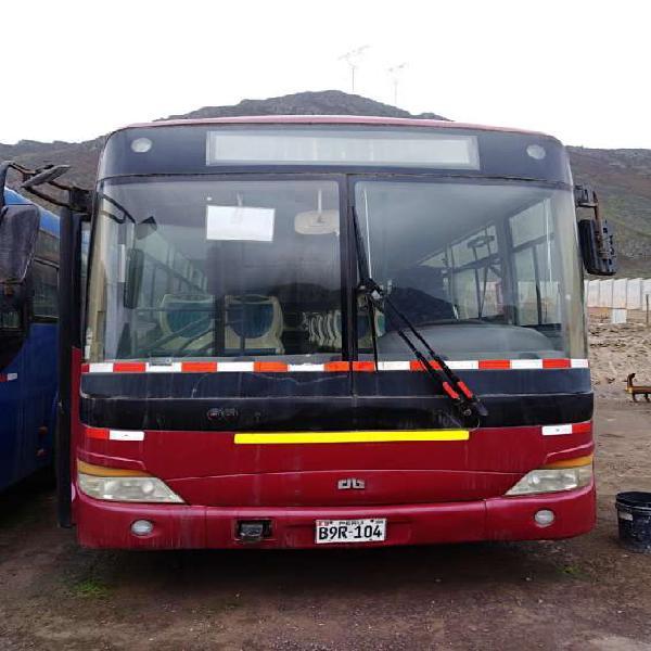 Vendo 2 buses interurbanos 2010. en lima