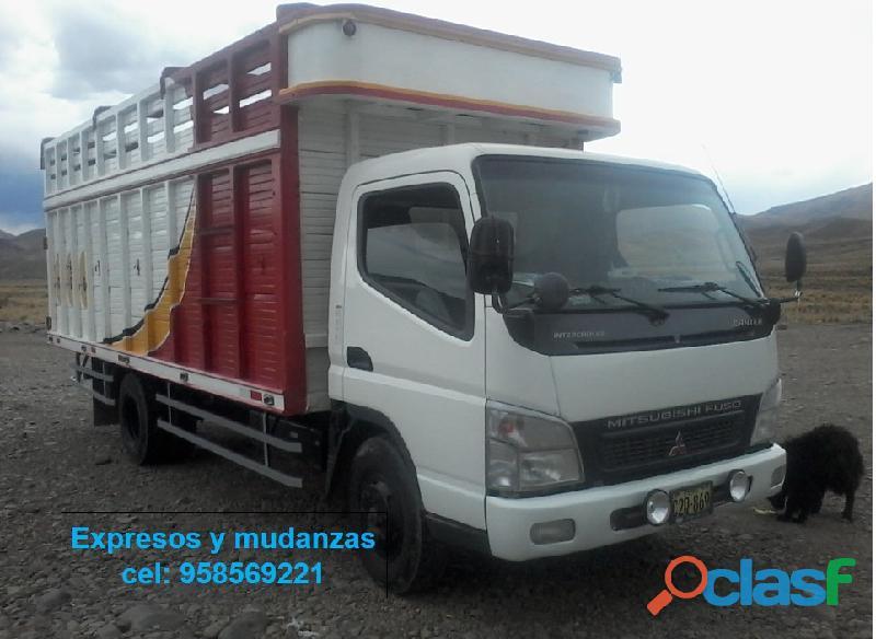 Transporte chara y logistica