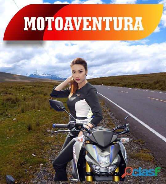 BUSCAMOS SEÑORITAS PARA COPILOTAS DE MOTO LINEALES